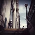 Heike Mardo<br><p class='title'>Uptown</p>, 2014<br>Fotografie / Acrylglas<br> 50 x 50  cm