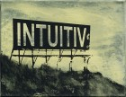Petra Polli<br><p class='title'>Intuitiv</p>, 2015<br>Siebdruck und Acryl auf Leinwand<br> 30 x 40  cm