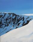 Berthold Bock<br><p class='title'>La Solitude Blanche 5</p>, 2015<br>Öl auf Leinwand<br> 50 x 40  cm<br> verkauft